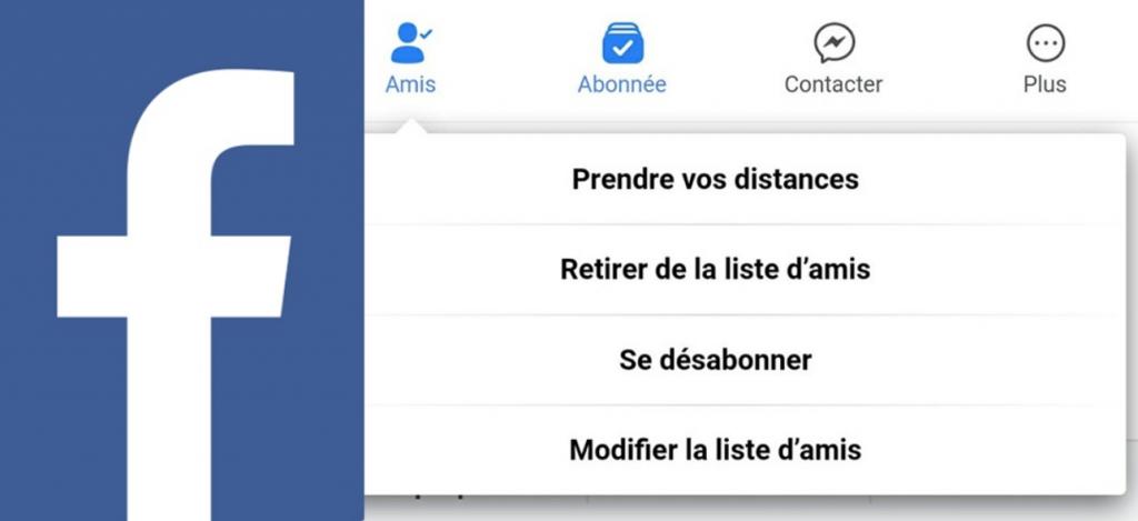 Facebook prendre ses distances