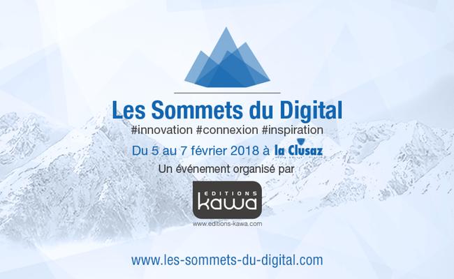 3e édition des Sommets du Digital