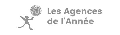 logo agences de l'année