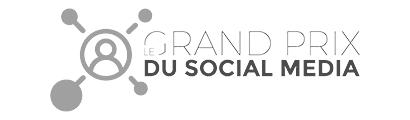 logo grand prix social media