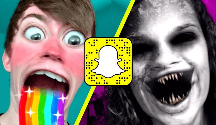 Lenses Snapchat