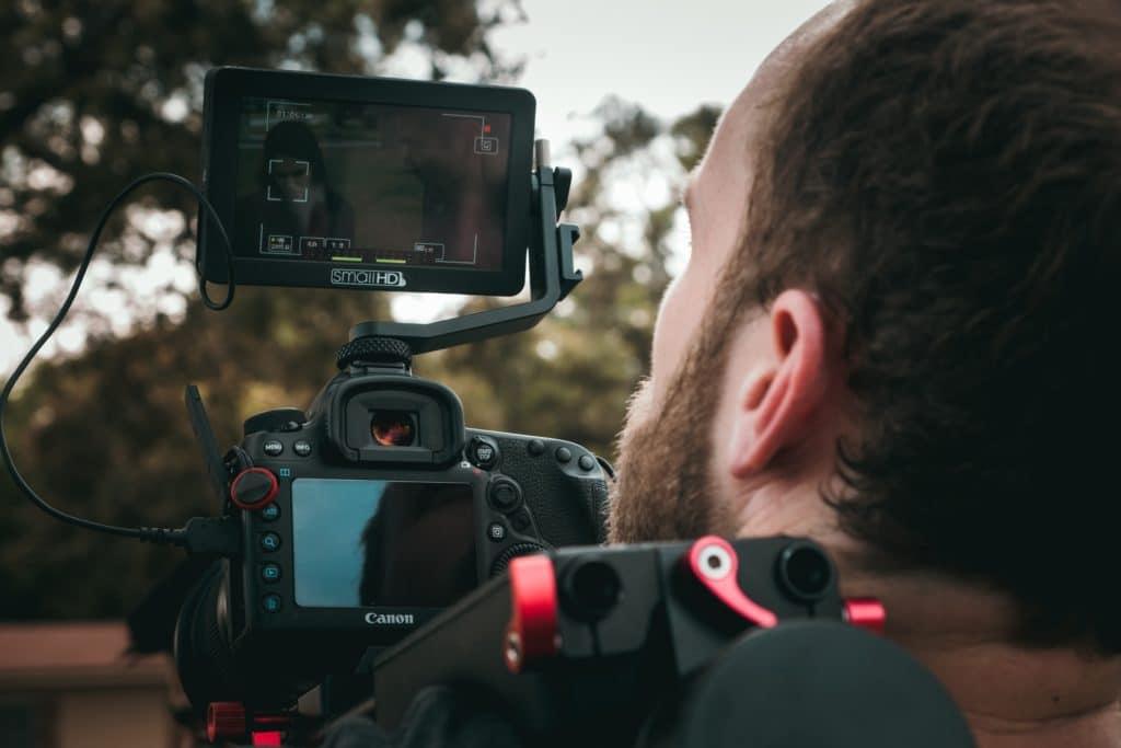 Tournage vidéo IGTV