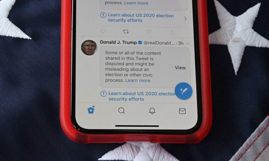 Elections américaines et réseaux sociaux